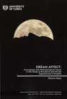 Dream affect : conceptual and methodological issues in the study of emotions and moods experienced in dreams