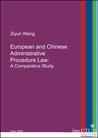 European and Chinese Administrative Procedure Law: a Comparative Study
