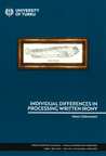 Individual differences in processing written irony