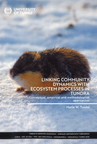 Linking community dynamics with ecosystem processes in tundra - Conceptual, empirical and methodological approaches