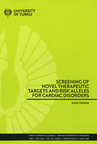 Screening of Novel Therapeutic Targets and Risk Alleles for Cardiac Disorders